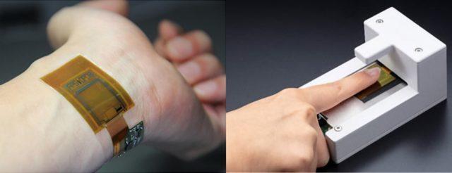 Japan Display invente un capteur biométrique double usage