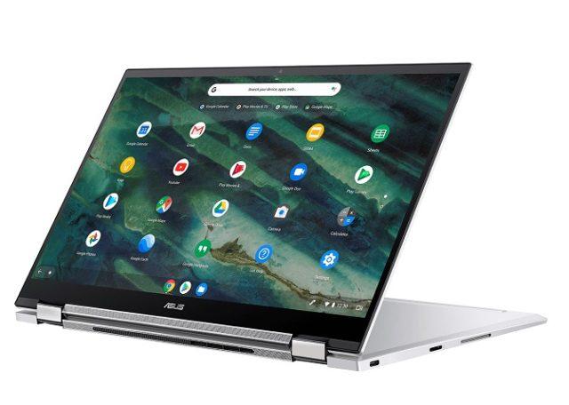 Le nouveau Chromebook Flip d'ASUS.