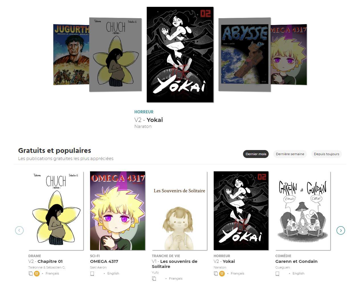 BAYDAY : une nouvelle plateforme digitale pour la Bande dessinée et les auteurs