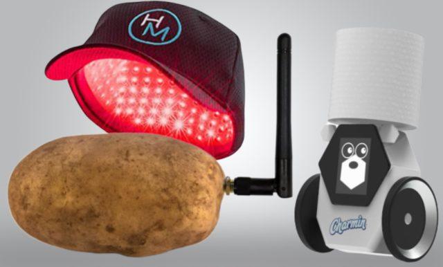 [CES] Les 6 gadgets les plus drôles de cette édition