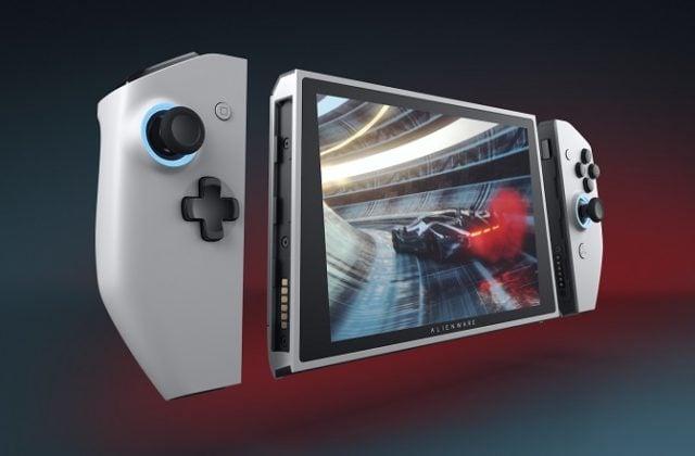 La Concept UFO d'Alienware, une Nintendo Switch pour PC ?