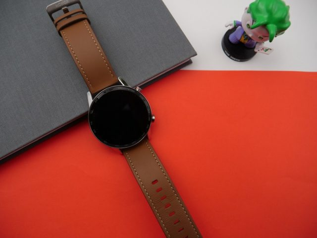 Honor Magic Watch 2, a new Huawei connected watch.