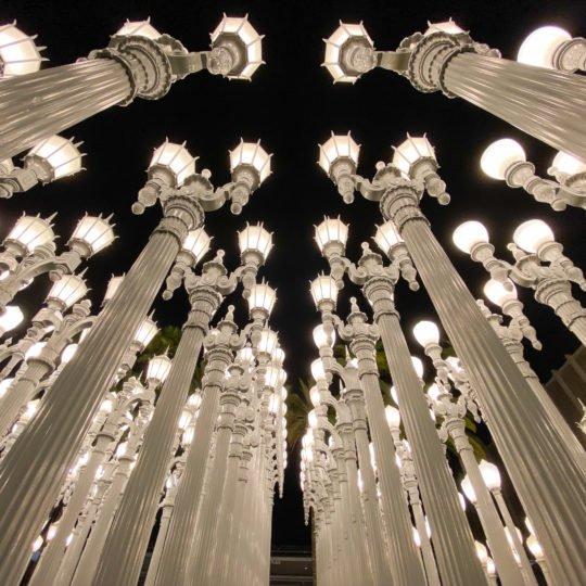 Les Urban Lights de Los Angeles - Apple iPhone 11