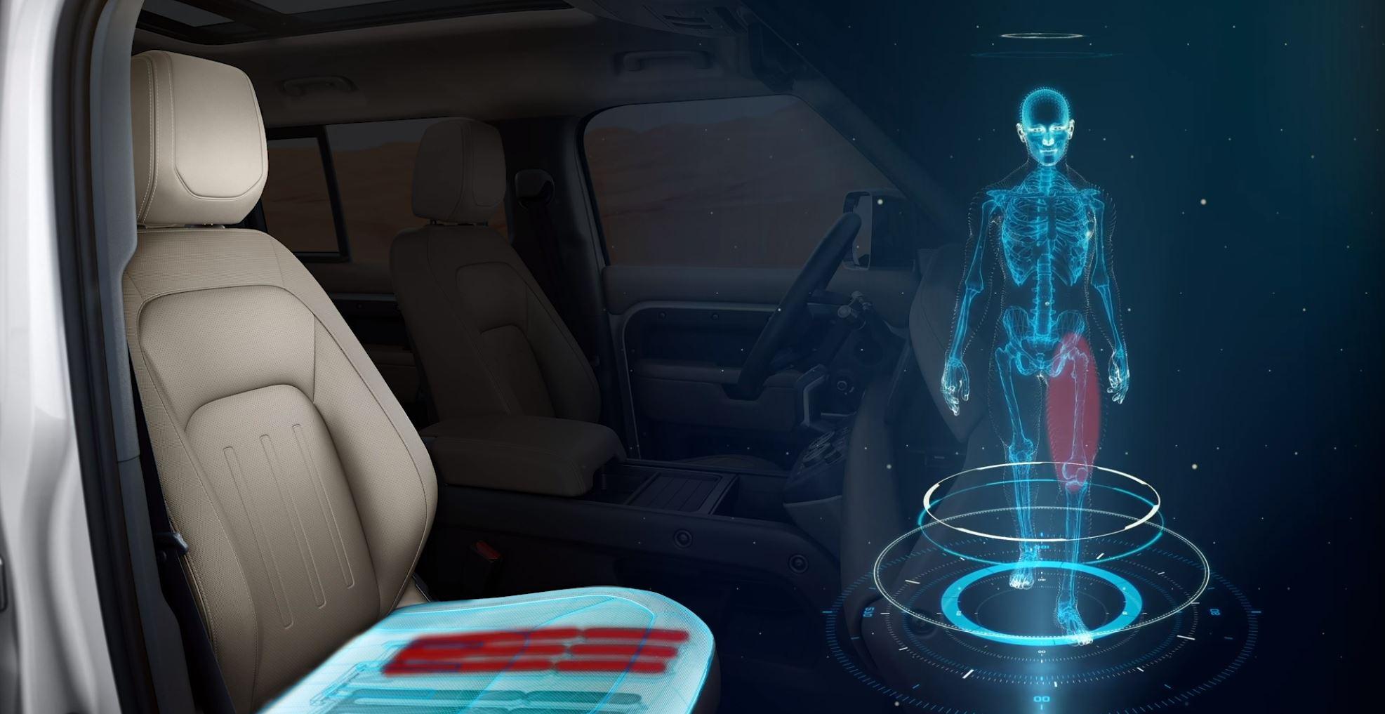 Ce siège de voiture fait croire à votre cerveau que vous marchez