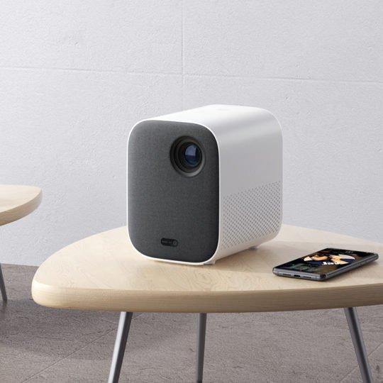 Xiaomi annonce la commercialisation du Mi Smart Compact Projector en France