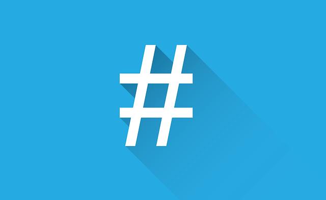 Est-ce que le hashtag sert encore à quelque chose?