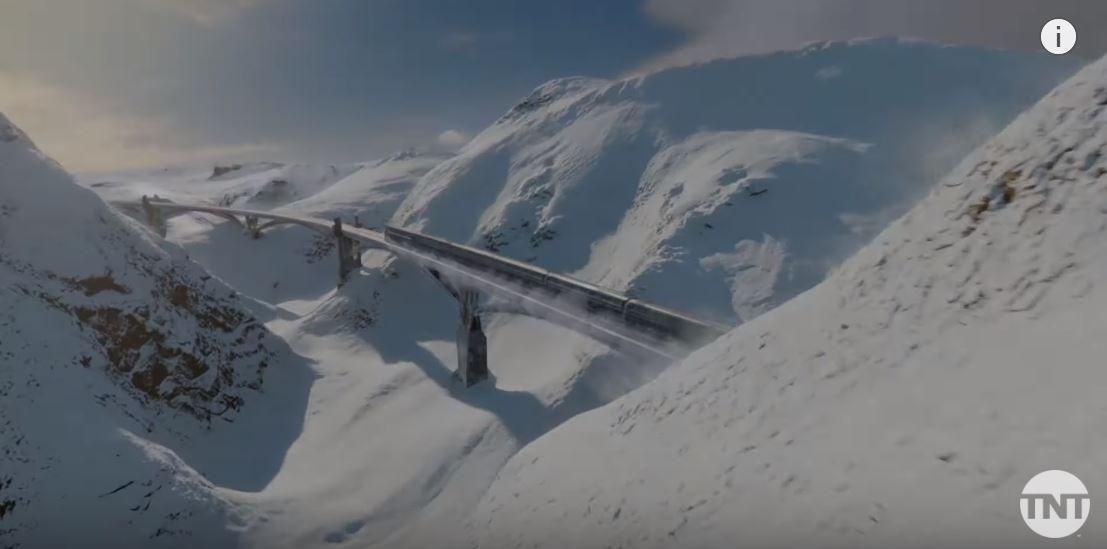 La série Snowpiercer dévoile sa date de lancement et son nouveau trailer
