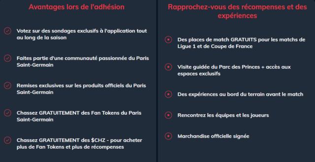 Le PSG lance sa cryptomonnaie à destination des supporters