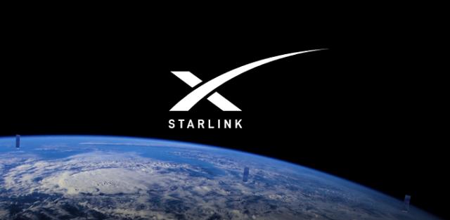 Le réseau satellitaire internet Starlink de SPaceX et Elon Musk.