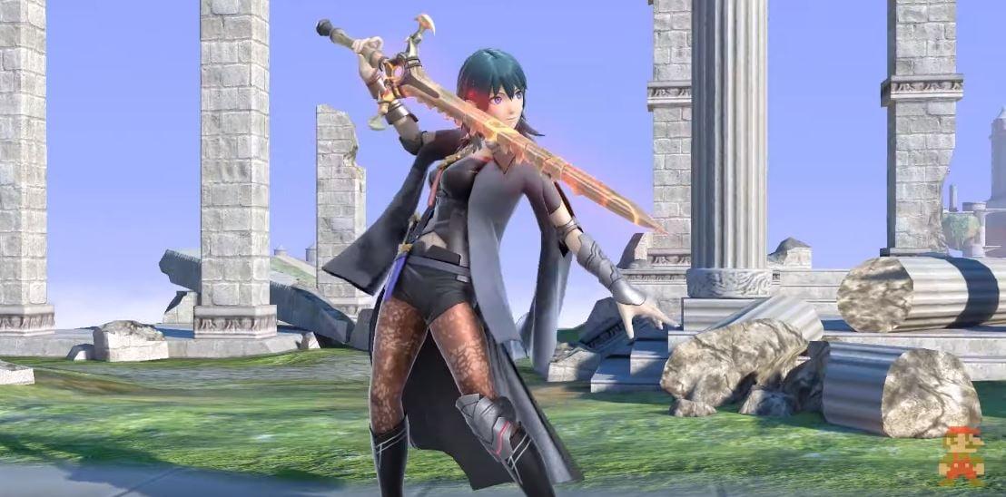 Nintendo annonce un nouveau combattant pour Super Smash Bros. Ultimate