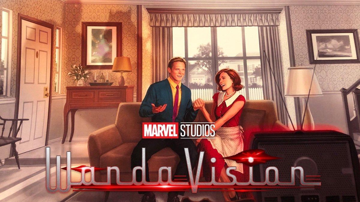 Disney + : WandaVision arrivera finalement en 2020