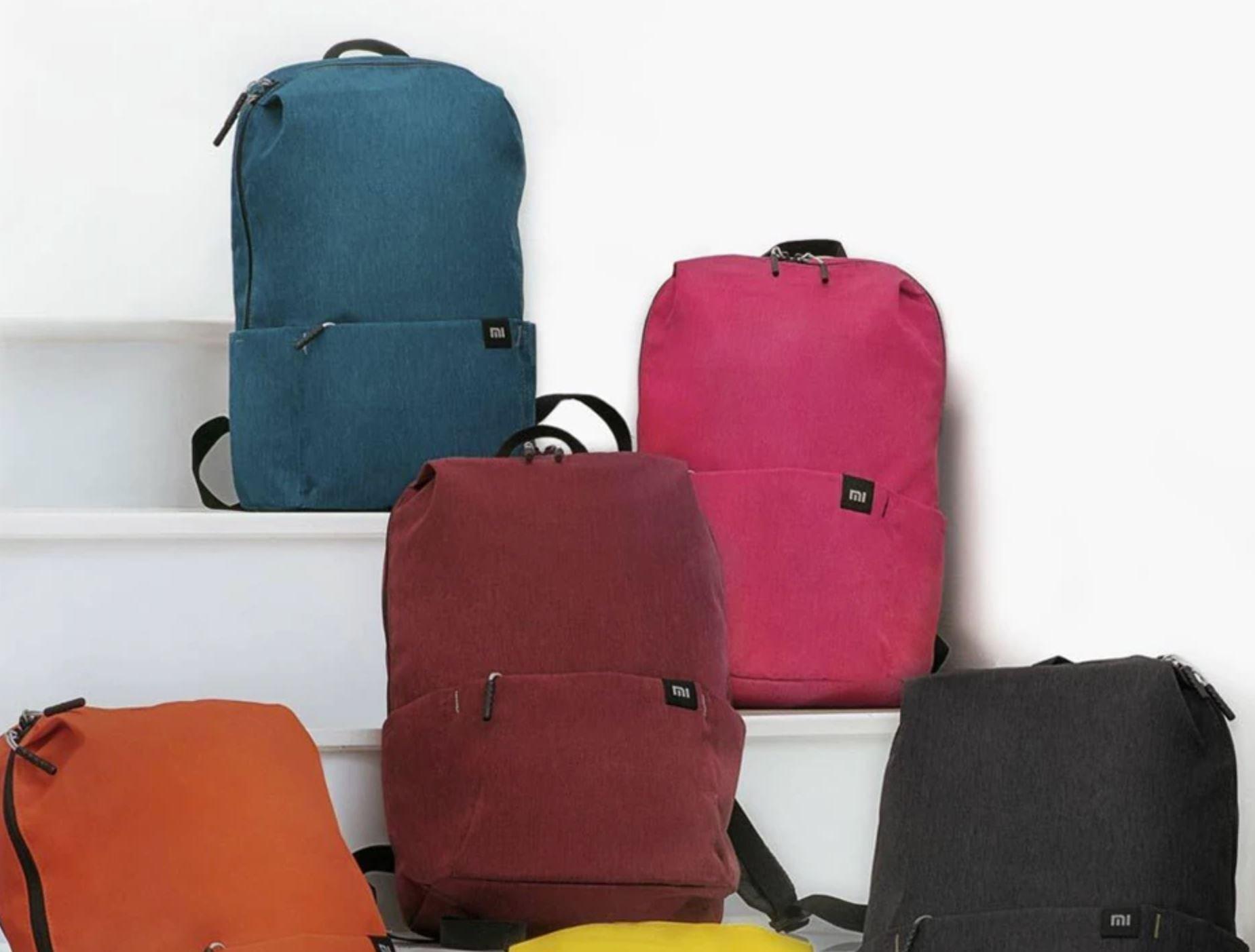 [Bon Plan] Vous aurez forcément besoin de ce sac à dos Xiaomi à 6 euros !