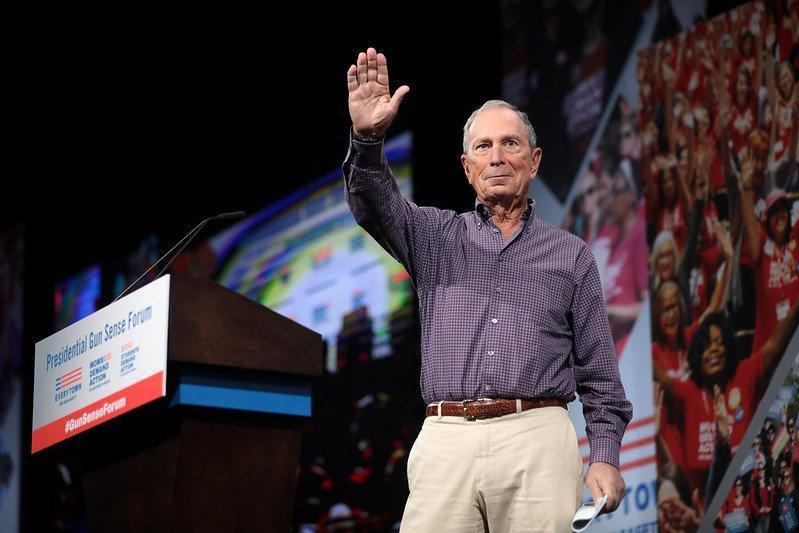 Mike Bloomberg paie de sa poche une armée d'influenceurs pour soutenir sa candidature à l'élection présidentielle US
