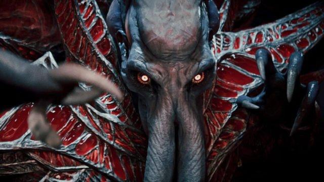 Baldur's Gate III, cinématique d'ouverture.
