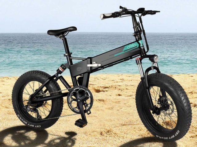 [Bon Plan] Le tout nouveau vélo électrique pliable FIIDO M1 à seulement 839 euros