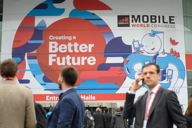 Mobile World Congress MWC.