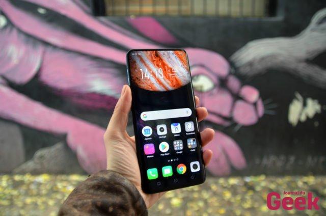 Oppo Find X2 : son écran pourrait être l'un des meilleurs du marché