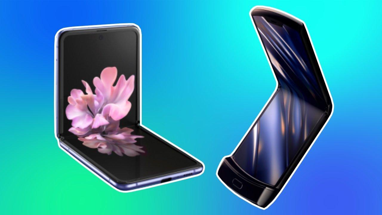 Samsung Galaxy Z Flip VS Motorola RAZR : deux salles, deux ambiances