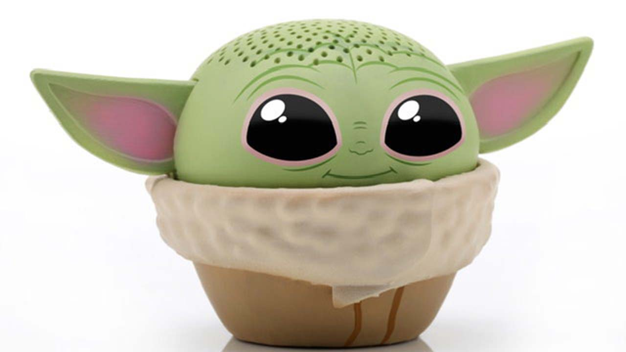Baby Yoda Speaker