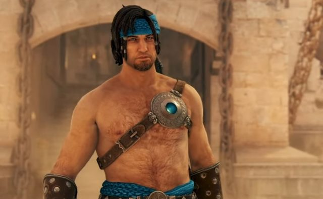 Prince of Persia dans For Honor.