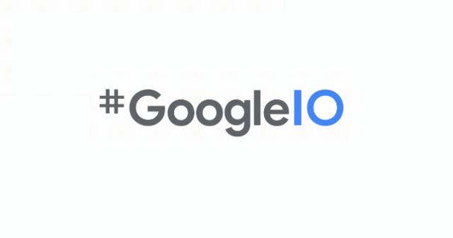 Google I/O.