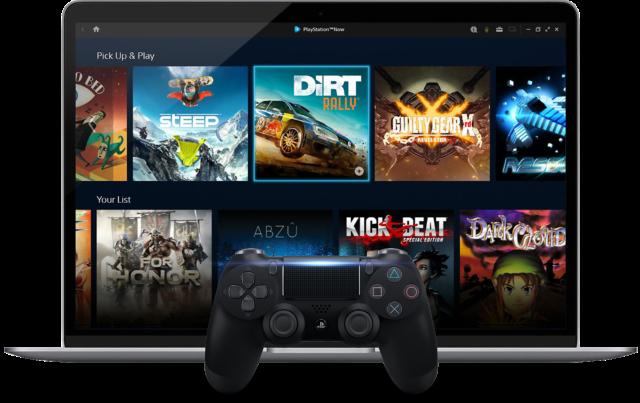 PlayStation Now, comparatif des offres de cloud gaming