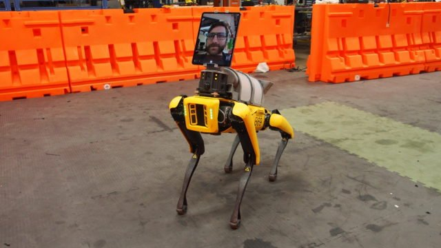 Image : Boston Dynamics.