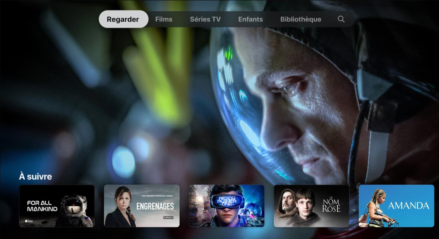 Apple vous offre quelques séries télé pour tuer le temps
