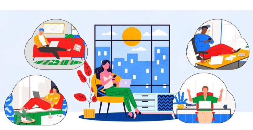 Google ouvre son appli visioconférence au grand public