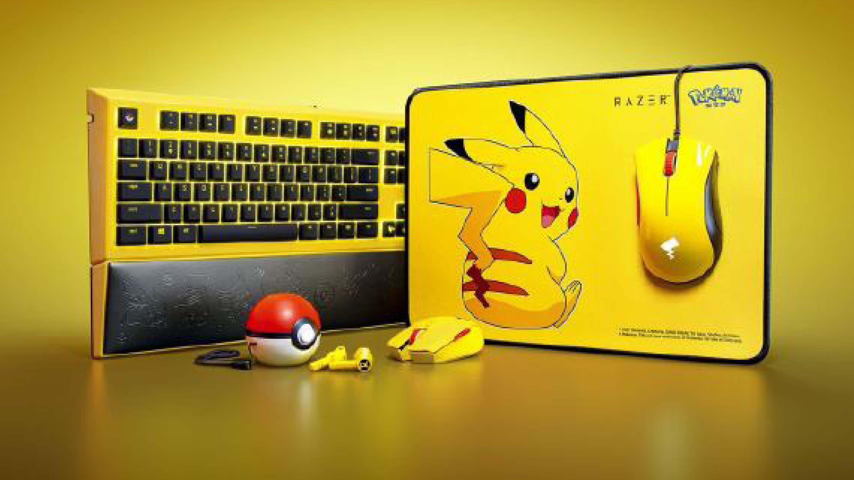 Pikachu- razer