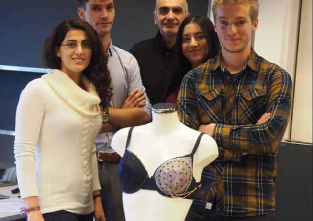 Des étudiants suisses inventent un soutien-gorge intelligent pour aider la détection du cancer du sein