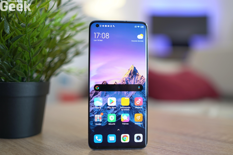 Le Xiaomi Mi 10