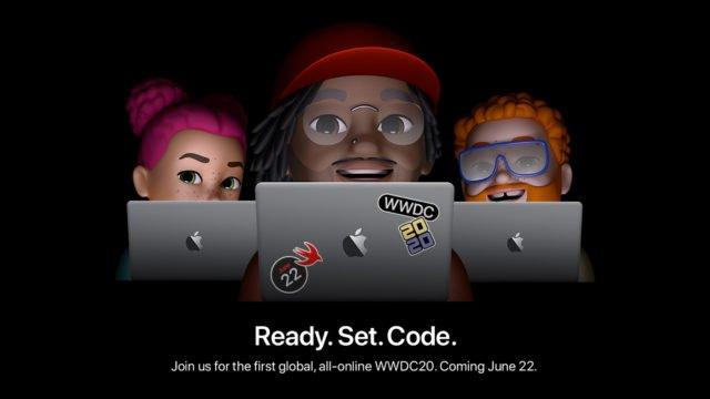 Apple annonce une WWDC20 virtuelle à partir du 22 juin
