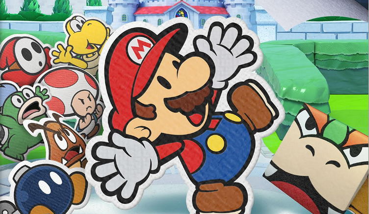 Nintendo dévoile Paper Mario: The Origami King sur Switch