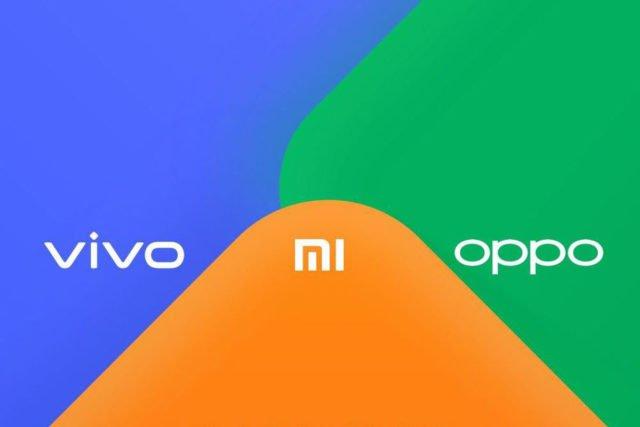 OnePlus et Realme font alliance avec Xiaomi et Oppo pour le partage de fichiers