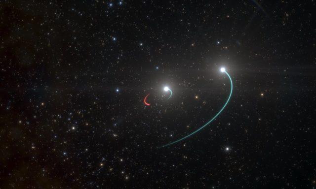 Ce trou noir nouvellement découvert serait le plus proche de notre système solaire