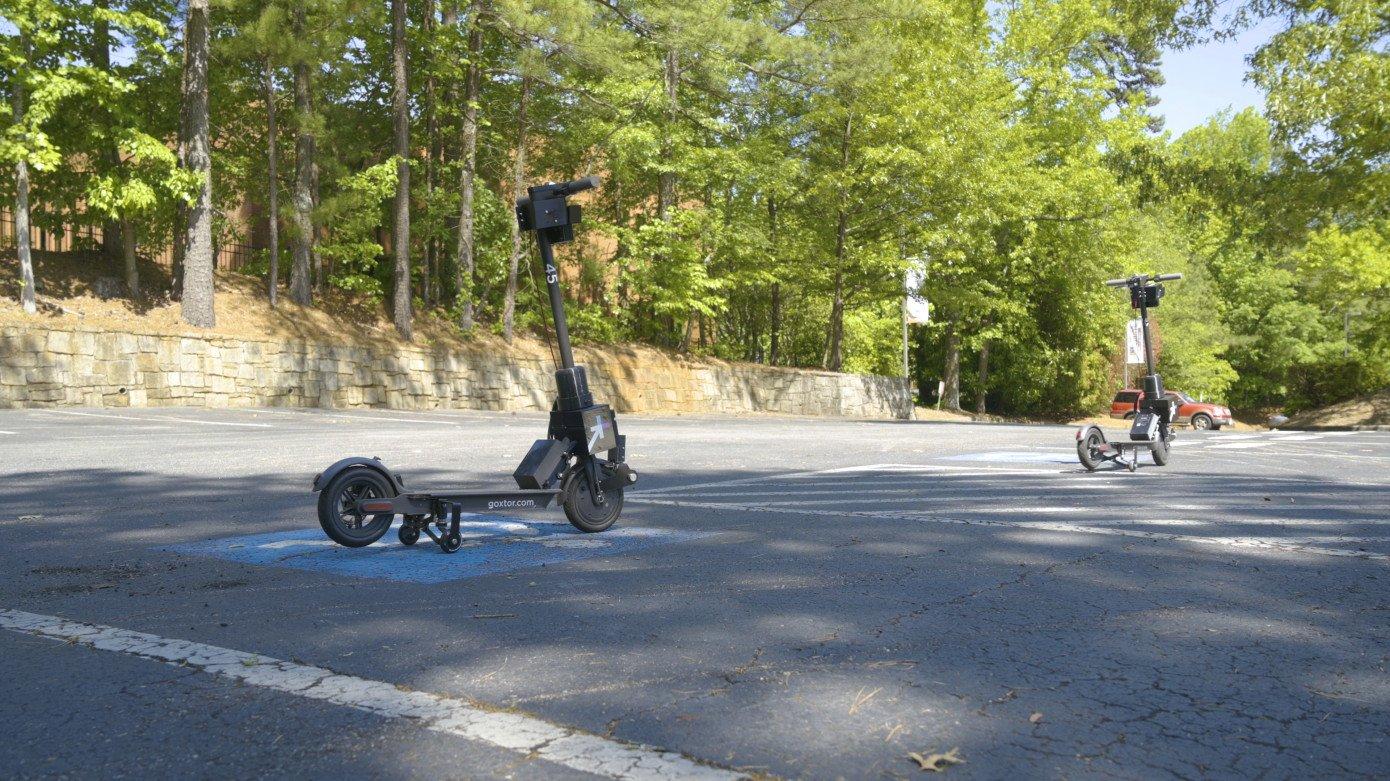 Les trottinettes électriques téléguidées, le futur de la micro-mobilité
