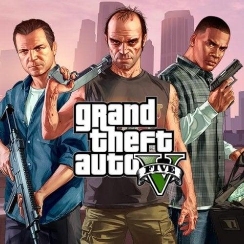 GTA V gratuit sur l'Epic Games Store !