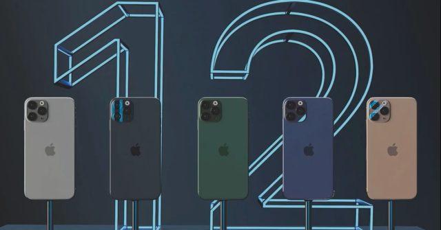 iPhone 12 : l'ensemble des caractéristiques et les prix en fuite !