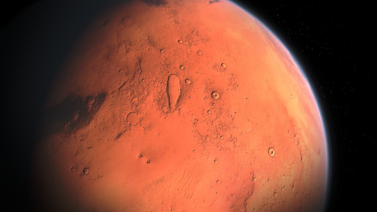 Espace : La sonde Hope présente sa première image de Mars - Journal du geek