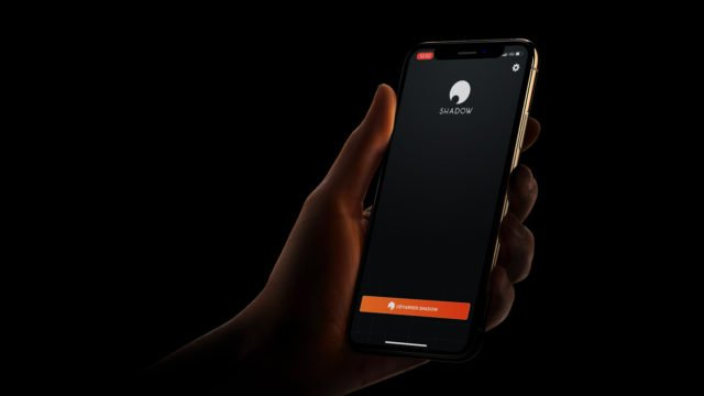 Shadow réapparaît sur l'App Store d'Apple