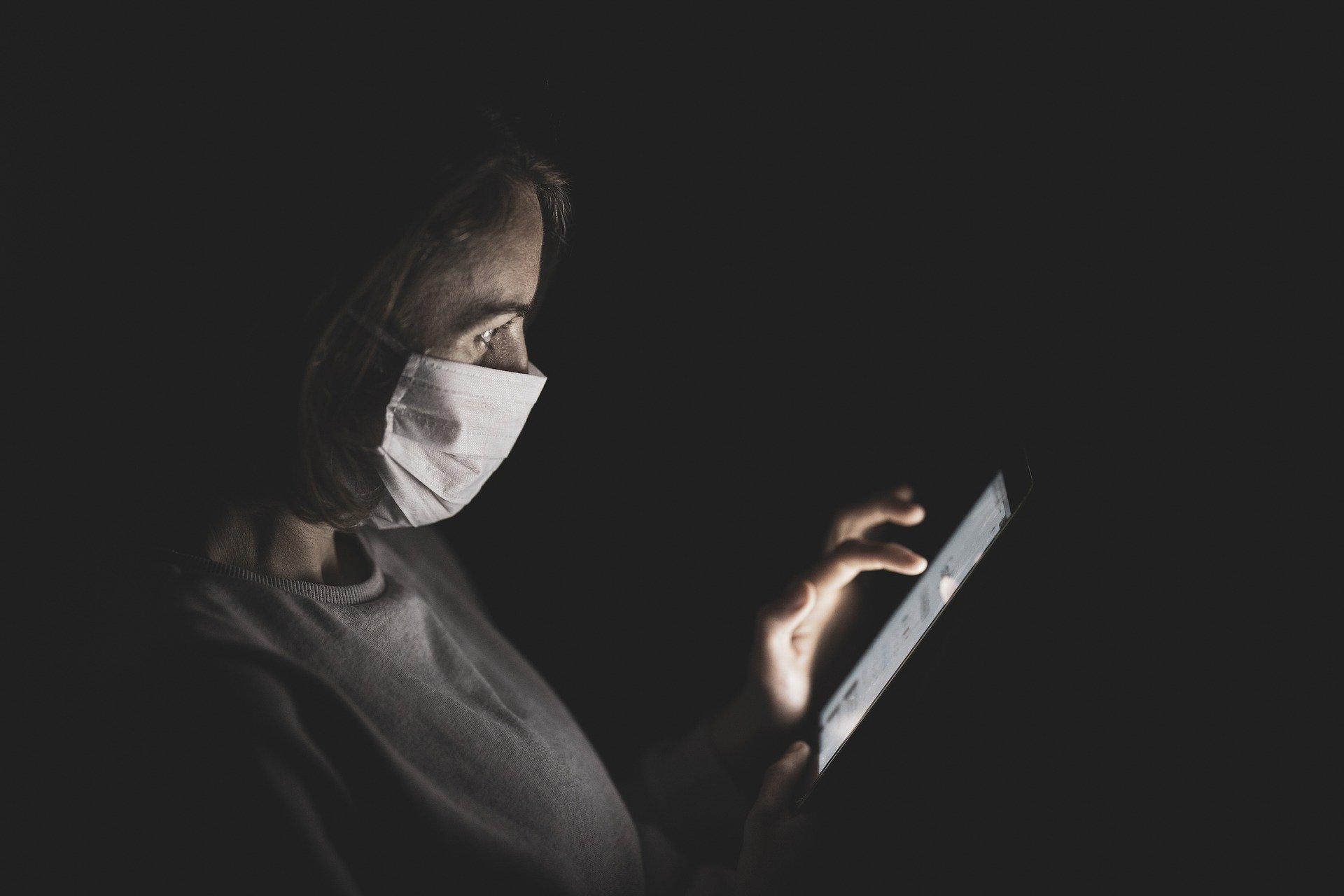 Ce système permettra la reconnaissance faciale avec un masque