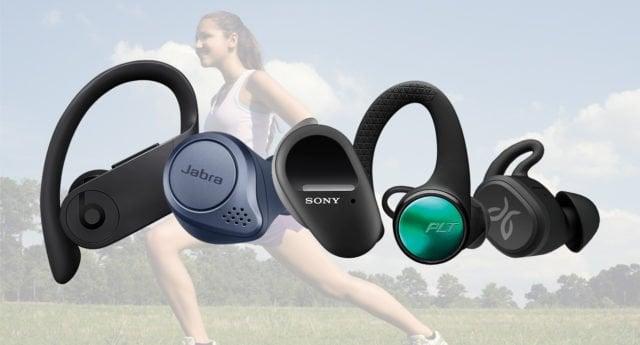Comparatif écouteurs sans fil pour le sport