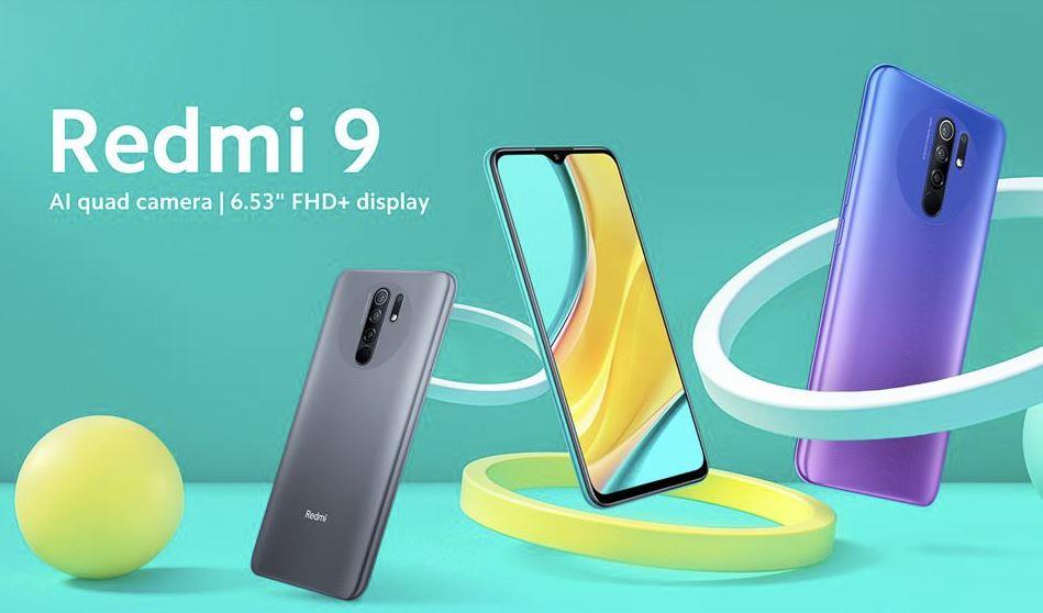 Le Xiaomi Redmi 9 est officialisé : petit prix et solide fiche technique