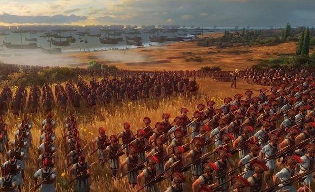 Total War : Troy sera gratuit, si vous le téléchargez le jour de sa sortie