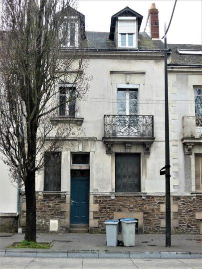 La maison nantaise, scène de crime dans l'affaire Dupont de Ligonnès. Creative Commons