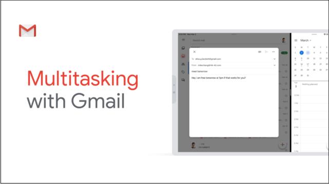 Gmail s'adapte enfin au Split View sur iPad
