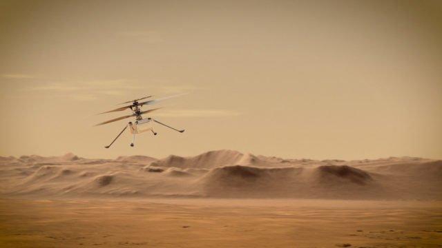 Le rover martien Perseverance prêt à décoller