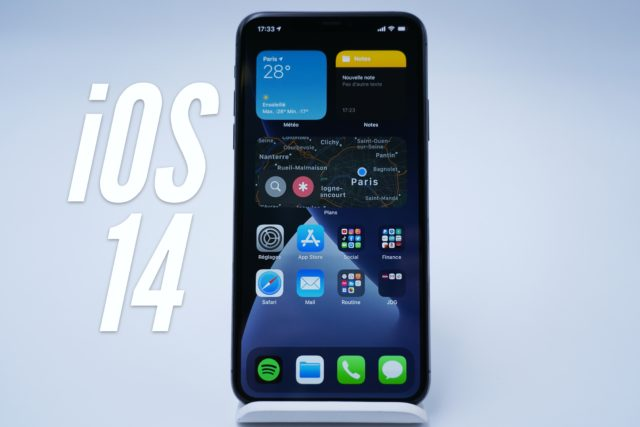 [Prise en main] iOS 14, comme un air d'Android… à la sauce Apple