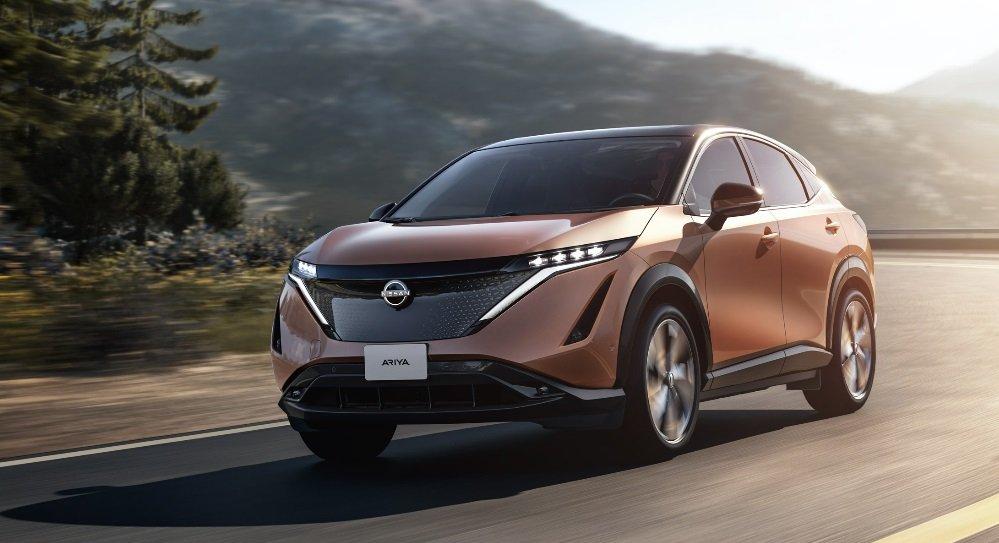 Nissan dévoile Ariya, son nouveau SUV 100% électrique | Journal du Geek